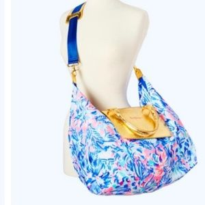 NWT Lilly Pulitzer Packable Escape Weekender Bag